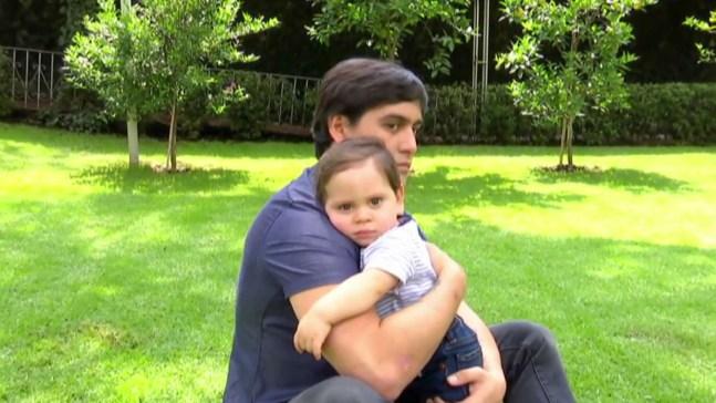 """Julián Figueroa: """"Si algo le pasa a mi hijo... me suicido"""""""