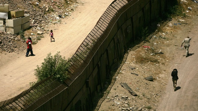 Trump condiciona el TCLAN con seguridad fronteriza