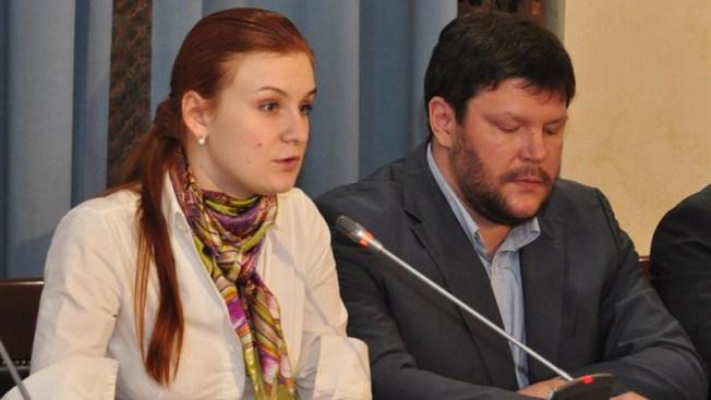 Funcionarios rusos se reunirán con supuesta espía presa