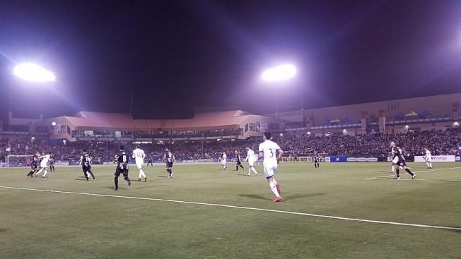Las Vegas recibe con brazos abiertos a Lights FC