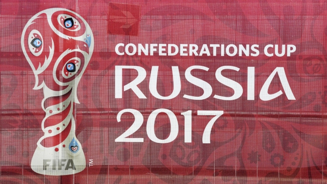 Rusia vence 2-0 a Nueva Zelanda en inicio de Copa Confederaciones