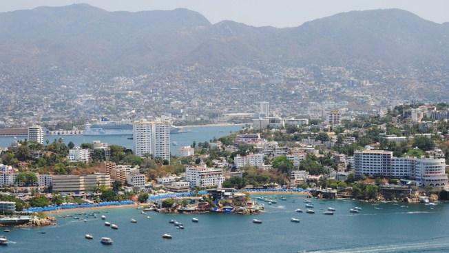 Acapulco, la ciudad más peligrosa de México