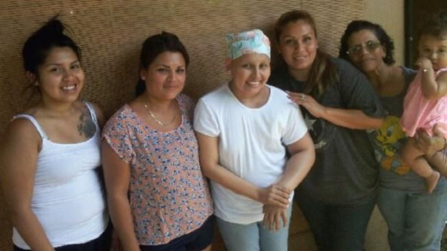 Madre con cáncer busca cumplir su último deseo