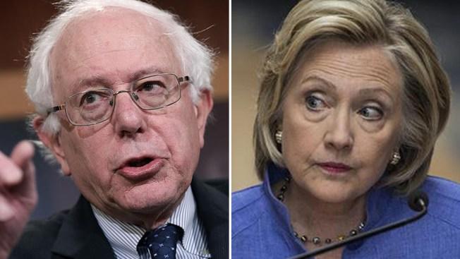Clinton estaría perdiendo terreno ante Sanders