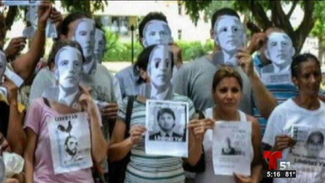 Cuba: centenar de disidentes arrestados