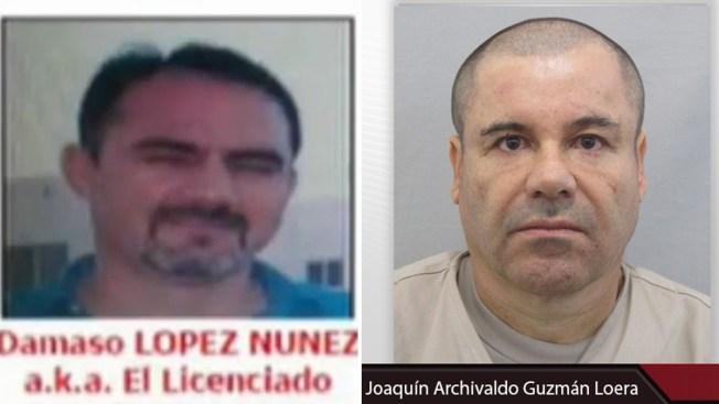 """Exfuncionario pudo haber ayudado a """"El Chapo"""""""