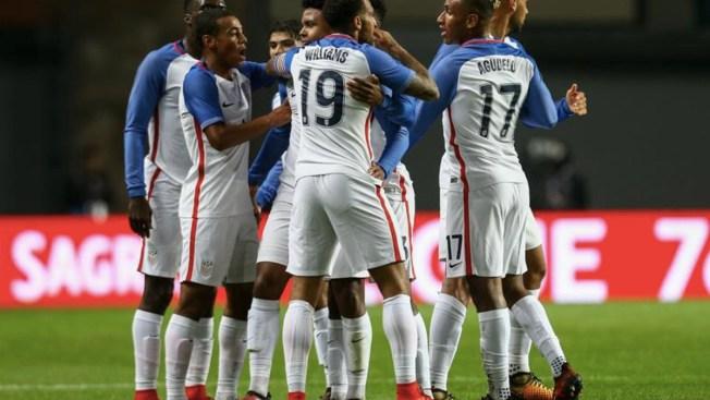 Estados Unidos tendrá amistoso contra Chile en marzo