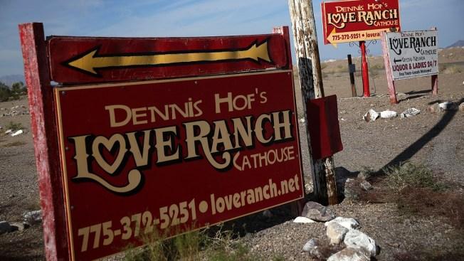 Retiran licencia de prostíbulo legal en Nevada