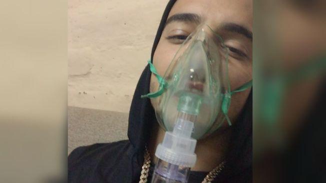 Maluma atendido de urgencia tras concierto