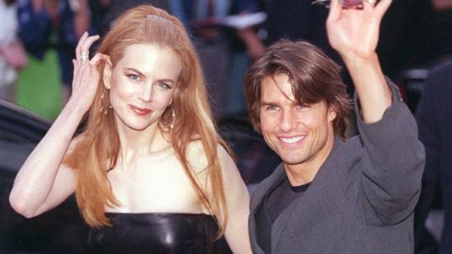 Kidman: estar casada con Cruise evitó que fuera acosada