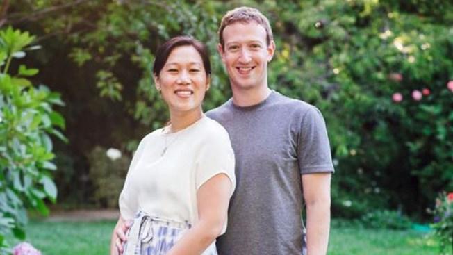 Fundador de Facebook espera su primera hija
