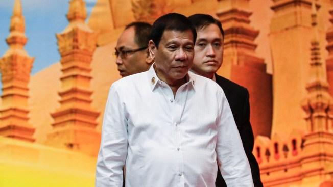 Presidente de Filipinas se disculpa tras ofensa a Obama
