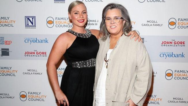 O'Donnell se compromete con mujer 23 años menor