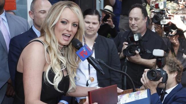 WSJ: Trump se involucró en pago a actriz porno