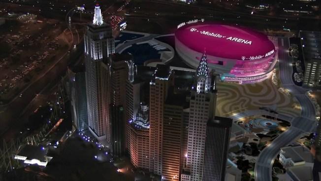 Se anuncia el nombre de la nueva arena del MGM en Las Vegas