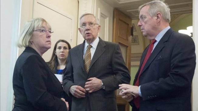 Senadores impulsan ley de ayuda legal a niños inmigrantes