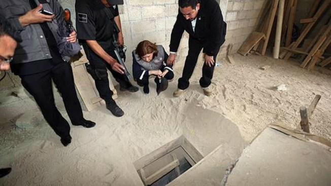 """Fuga de """"El Chapo"""" se preparó hace 1 año"""