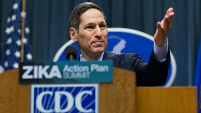 EE.UU. se queda sin fondos para el zika, según director de CDC
