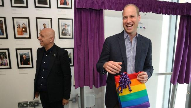 Príncipe William dice qué haría si sus hijos fueran gay