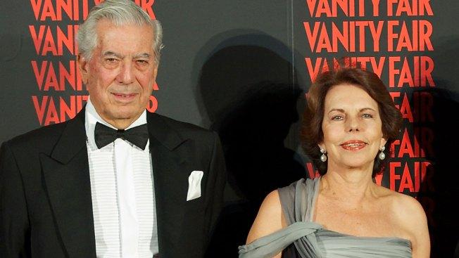 Vargas Llosa se separa tras 50 años