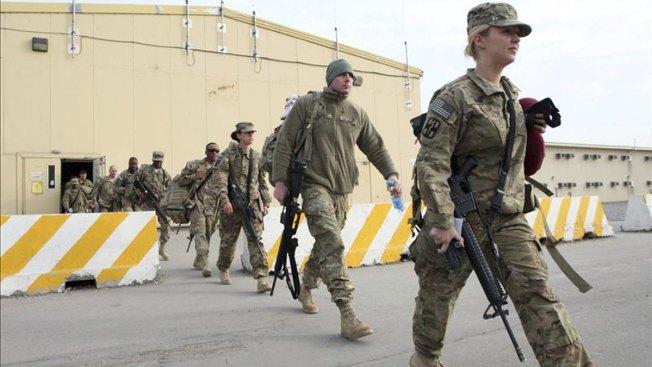 Militar afgano mata a soldado estadounidense