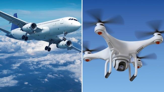 Drones siguen amenazando a aviones