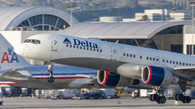 Retrasos en vuelos de McCarran por vientos en Las Vegas