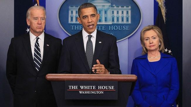 ¿Decidirá Obama entre Biden y Clinton?