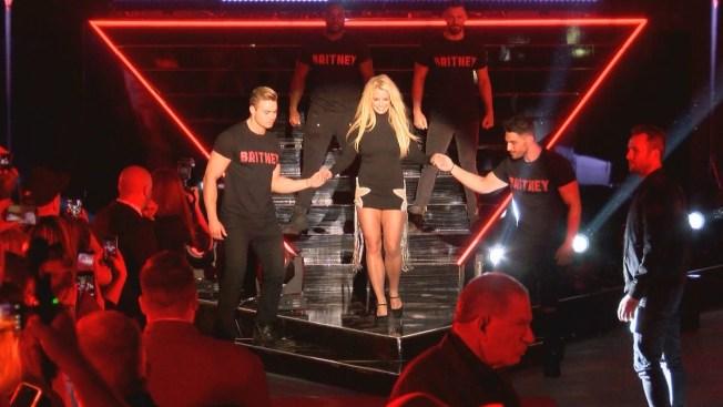 Britney Spears cancela presentación de nueva residencia en Las Vegas