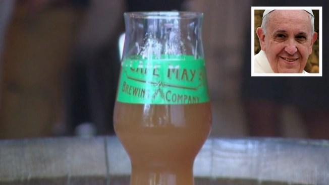 Crean cerveza inspirada en el Papa