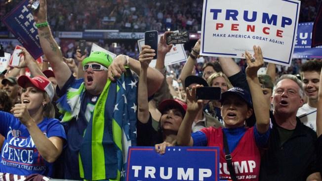 Divulgará Trump examen médico tras desvanecimiento de Clinton