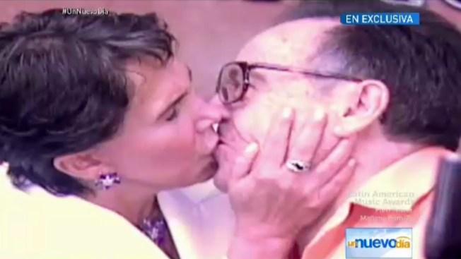 Doña Florinda revela primer beso con Chespirito