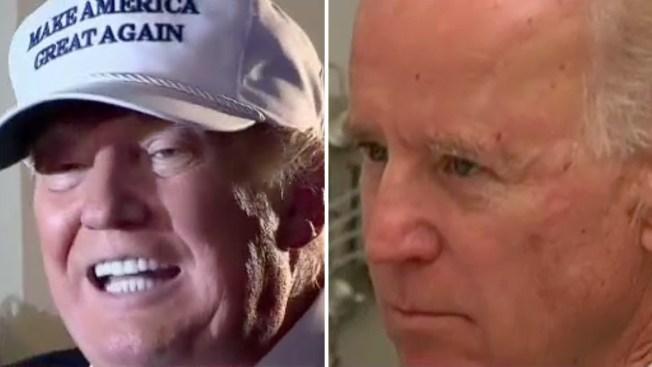 Trump y Biden le ponen sal a la campaña