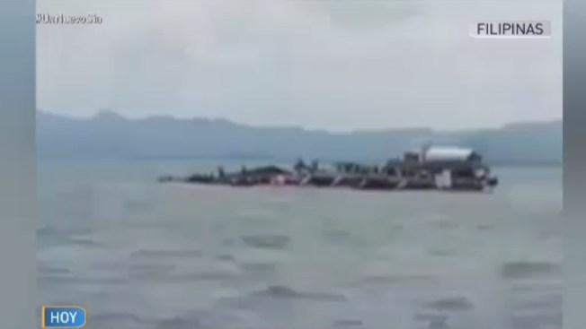 Tragedia en el mar: 36 muertos en naufragio