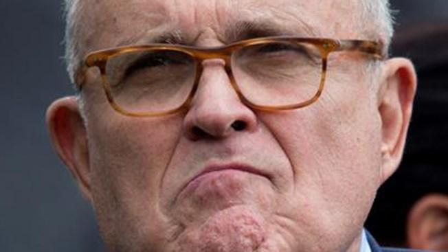 Torpezas de Giuliani tienen nervioso al presidente Trump