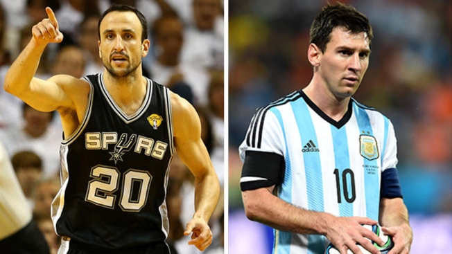 Manu: Messi, la joya más valiosa de Argentina