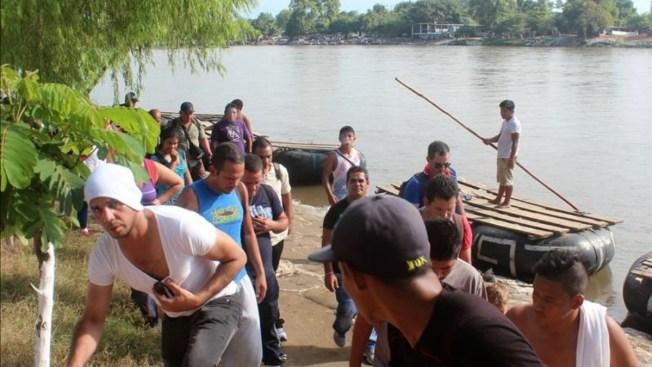 México, trampolín de cubanos para llegar a EE.UU