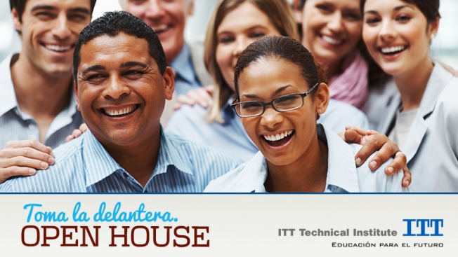 Las Vegas: Open House de ITT Technical Institute