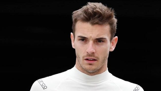 Fallece piloto francés Jules Bianchi