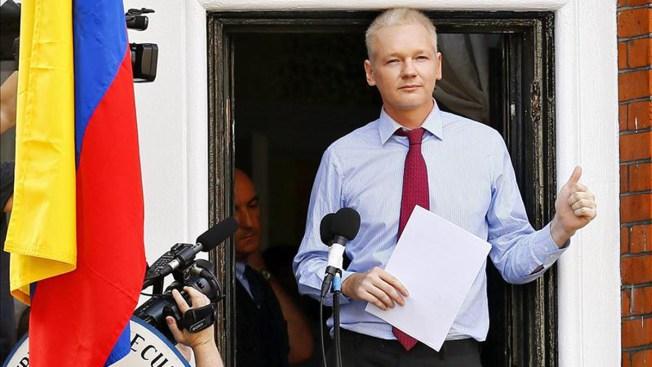Fiscal sueca dispuesta a interrogar a Assange