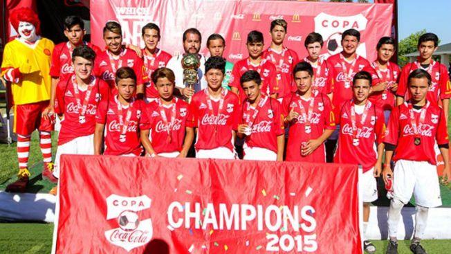 Los Ángeles: Resultados Copa Coca-Cola® 2015