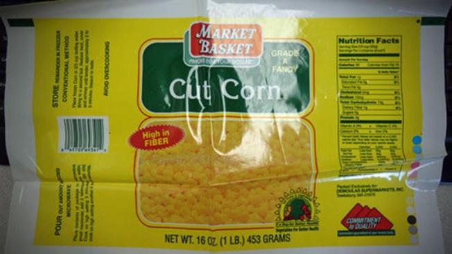Retiran maíz congelado por posible listeria
