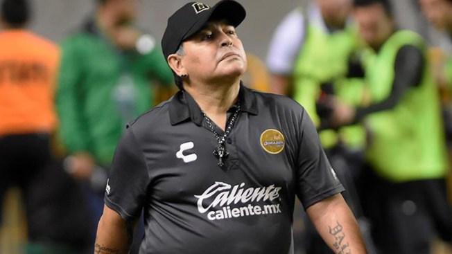 """Maradona amenaza con decir todo lo que sabe de la """"FIFA nueva"""""""