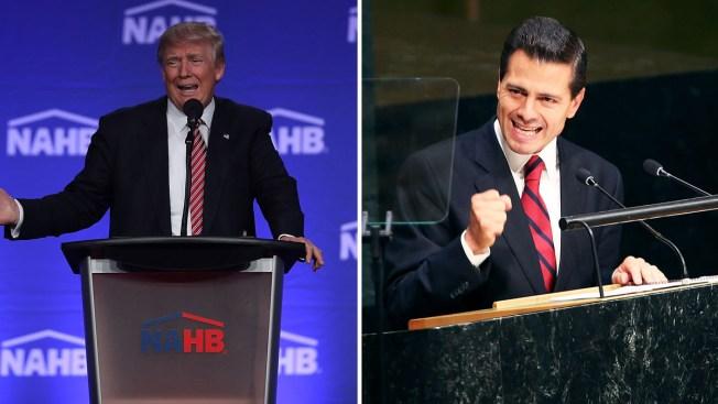Los memes apuntan a Trump y Peña Nieto