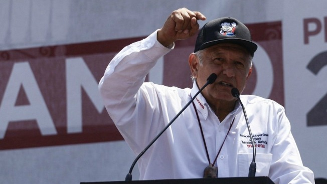 López Obrador: Amor y paz con los empresarios