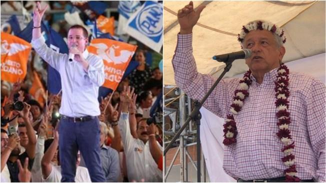 Anaya sube en encuestas tras debate, pero es insuficiente