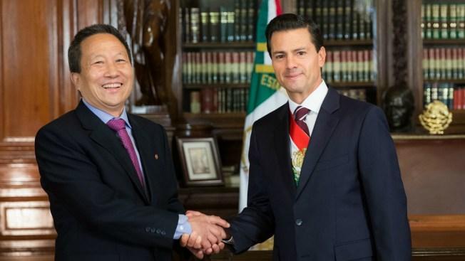 México pide salida de embajador de Corea del Norte
