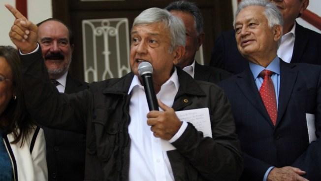 Apoyo de AMLO a exministro del PRI enciende polémica