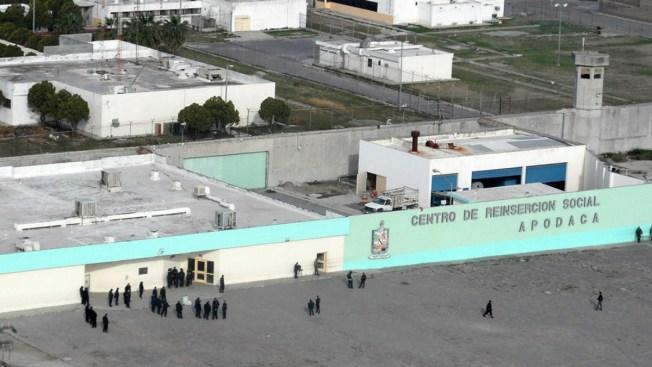 Asesinan a reo con arma de fuego en penal de Apodaca