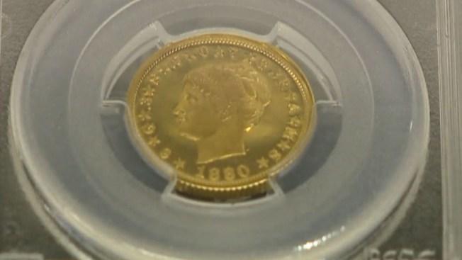 ¿Una fortuna en monedas extrañas?